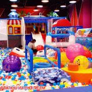 Khu vui chơi trong nhà - Khu vui chơi trẻ em