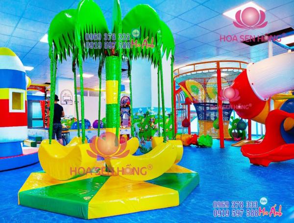 Đầu tư khu vui chơi trẻ em – Tại sao không ?